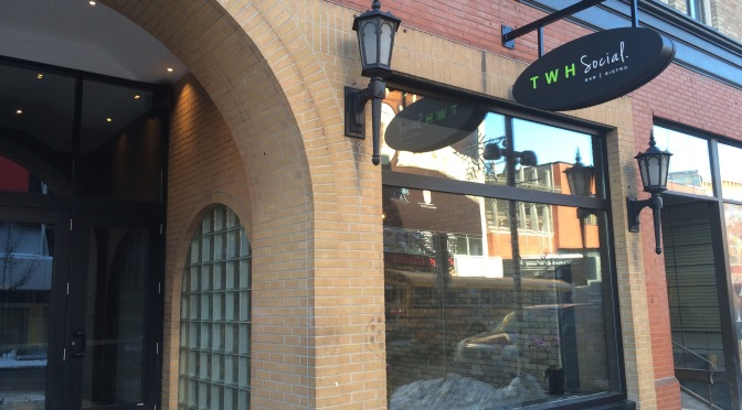 "A Great Canadian Lunch Experience at the ""TWH Social"" in Kitchener, Ontario…"