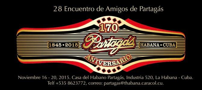 Encuentros Partagas November 2015…