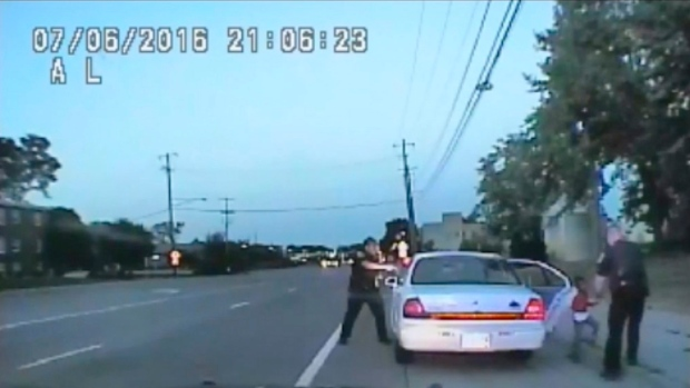 Dashcam Video Released From Philando Castile Traffic Stop…